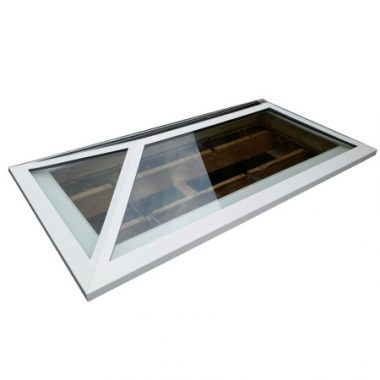 Glass Rooflight Trapezium