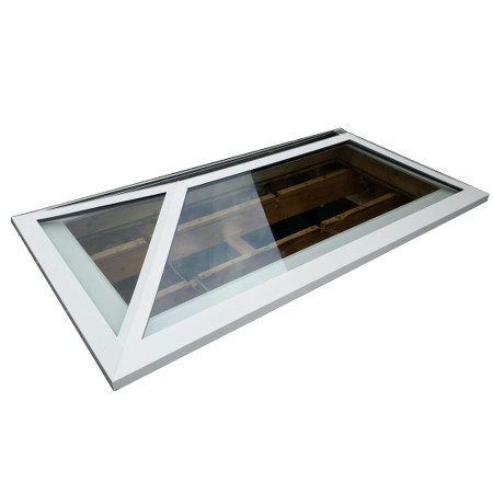 Duraglaze Trapezoid glass rooflight