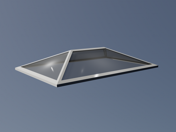 Duraglaze T Glass Rooflight
