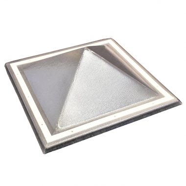 Polycarbonate Pyramid Rooflight