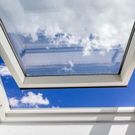 UPVC Frame Rooflight